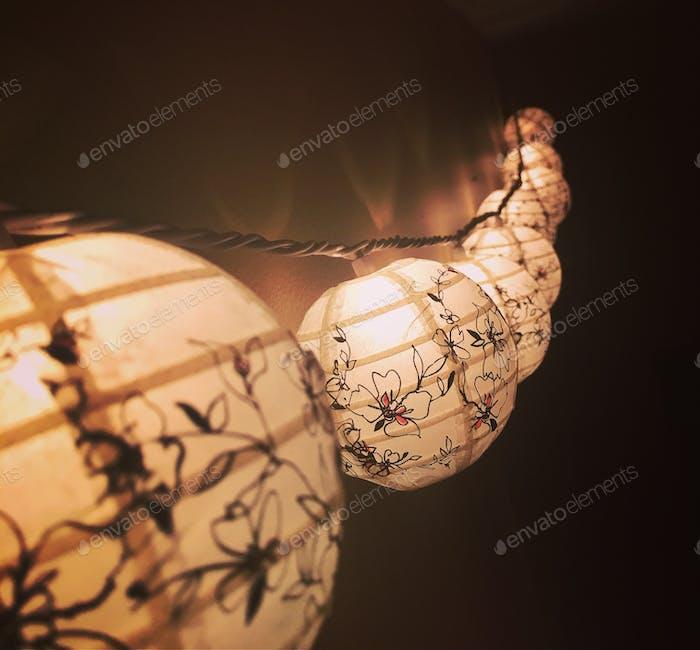 Einzigartige Beleuchtung