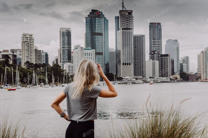 Looking at the City