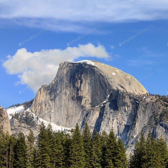 Halbkuppel bei Yosemite