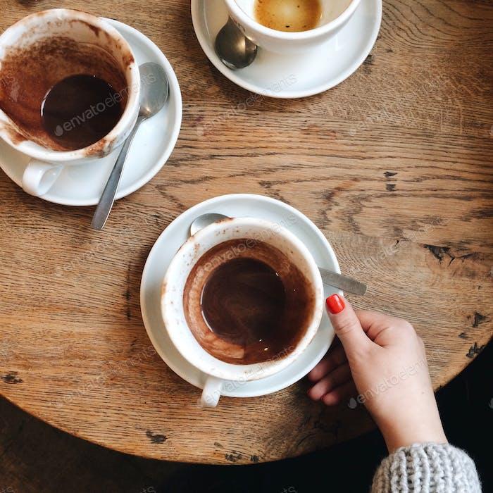 A little bit about coffe