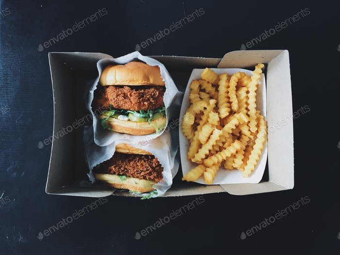 Shake Shack Chicken Sandwich