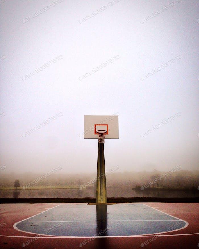 Nothing but fog ....