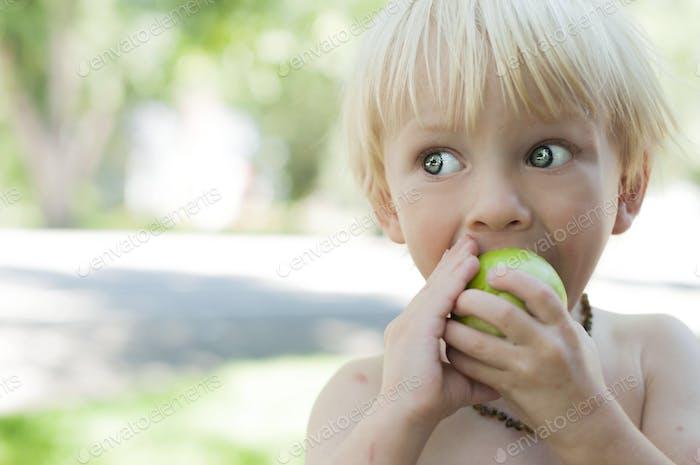 Sommer = viel Obst und viel