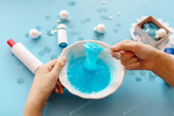 Making slime
