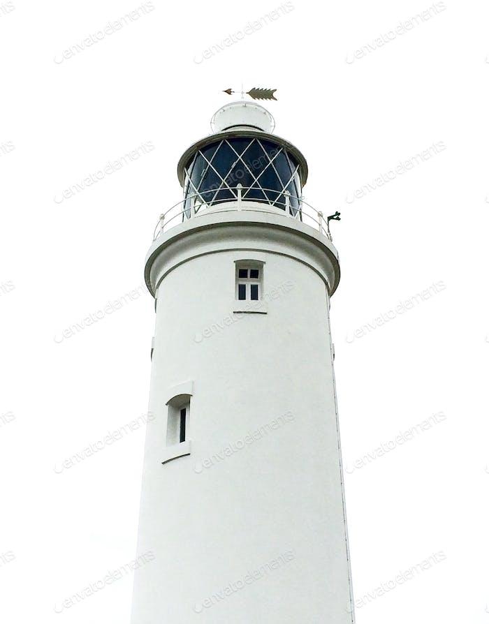 Hurst Point Lighthouse, Hampshire, UK