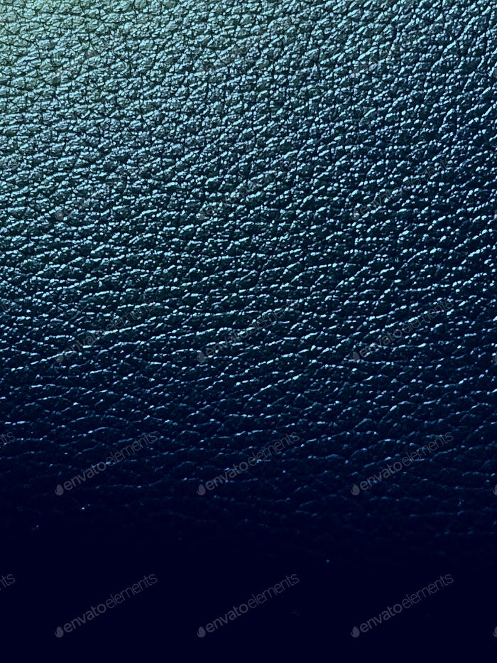Leather texture dashboard at night