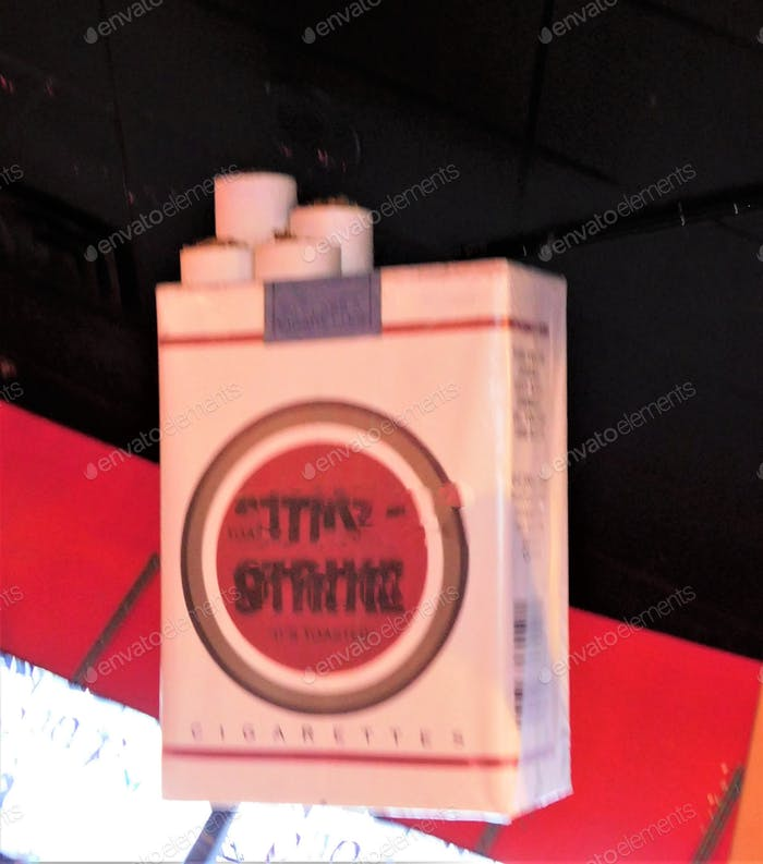GREAT AMERICAN SMOKEOUT Am dritten Donnerstag im November