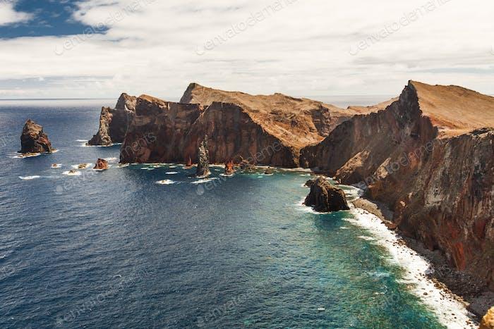Portugal. Madeira island.