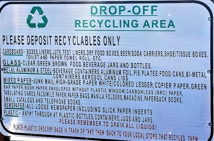 AMERICA RECYCLES DAY Jedes Jahr am 15. November