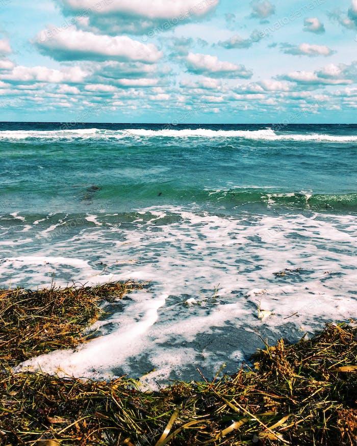 Tide Rushing In