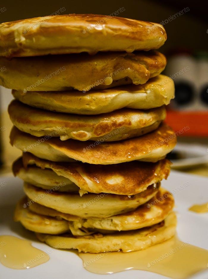 ¡  Desayuno sencillo y sencillo!