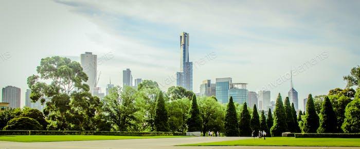 CityScape, Melbourne