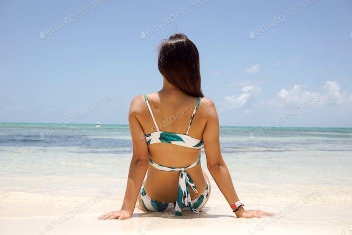 Enjoying the Caribbean