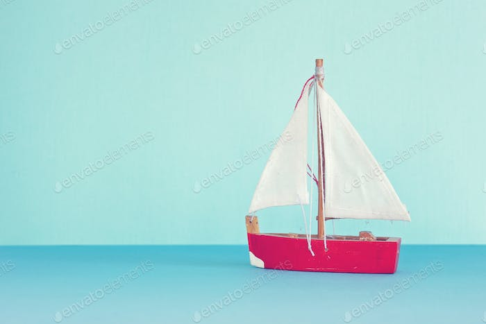 Sail with me