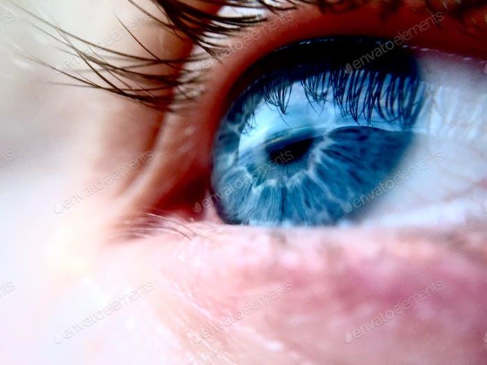 Blue eyed girl...x