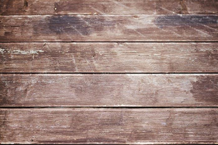 Rustic floorboards backround texture