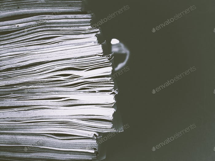 A company current audit file