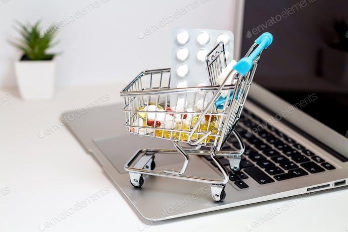 Compra de suplemento en línea