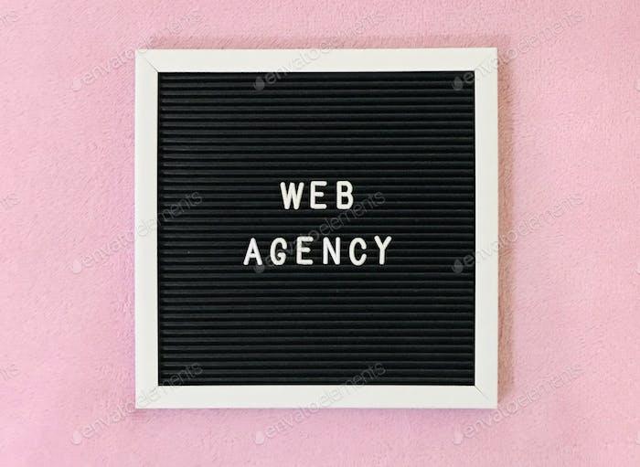 Как правильно выбрать веб-Агентство