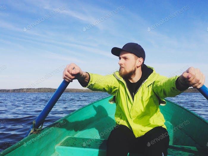 Boating 🚣