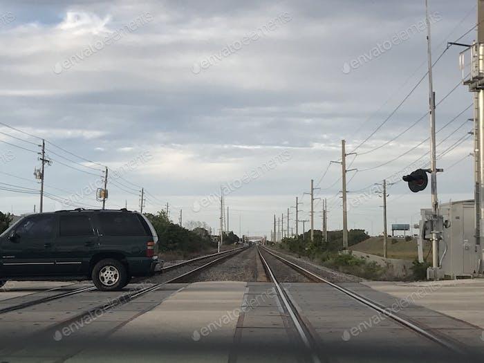 I Brake For Trains 😯