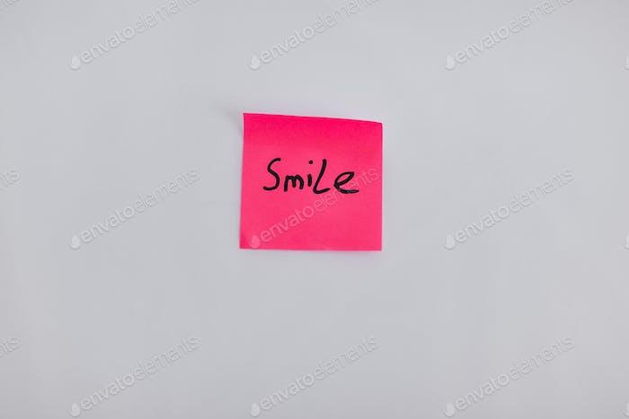 """Sticker """"Smile"""""""