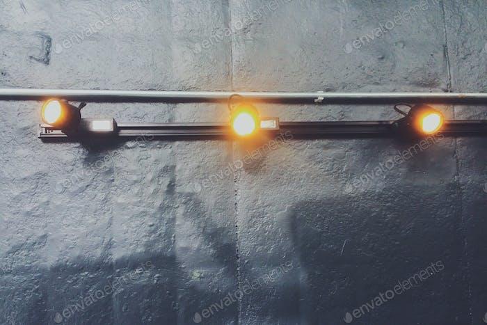 Industrielle Licht