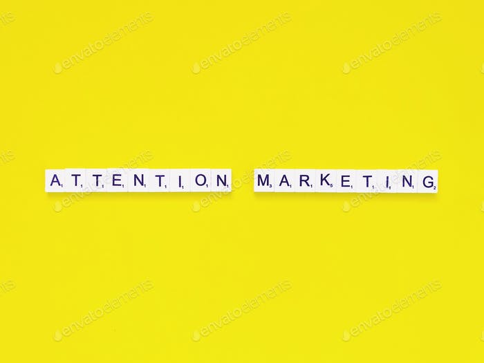 attention marketing