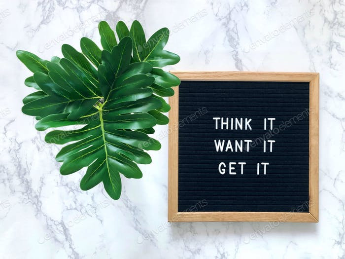 Words of motivation
