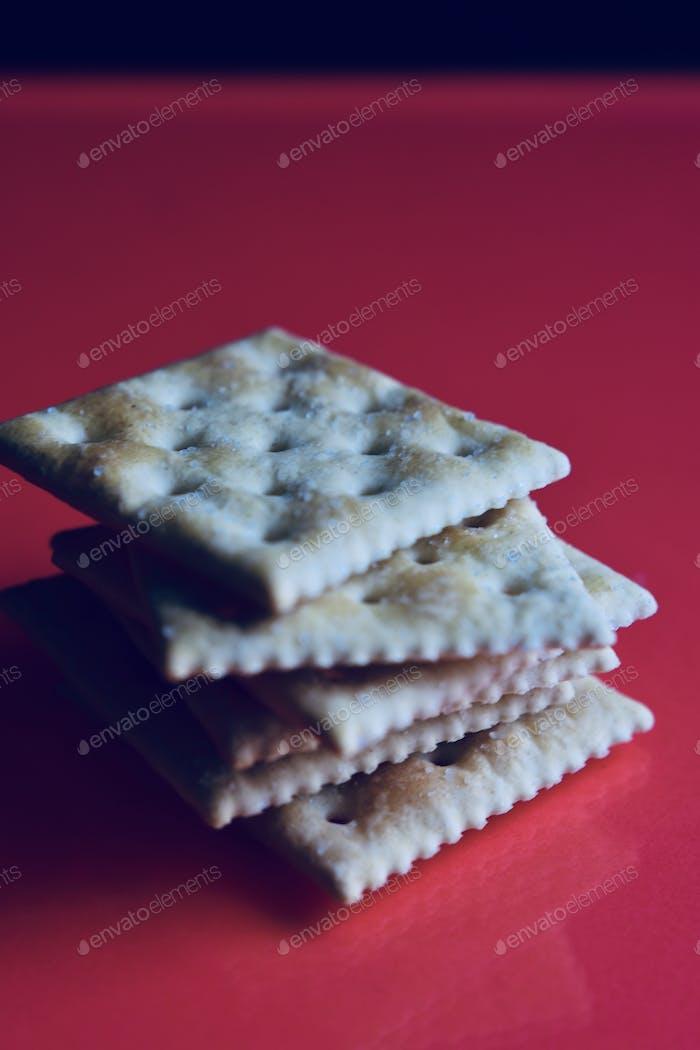Crackers saltine saltines