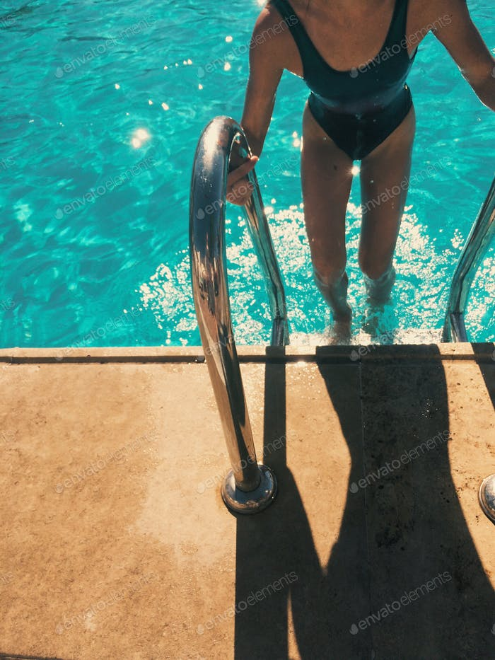 vacation pool