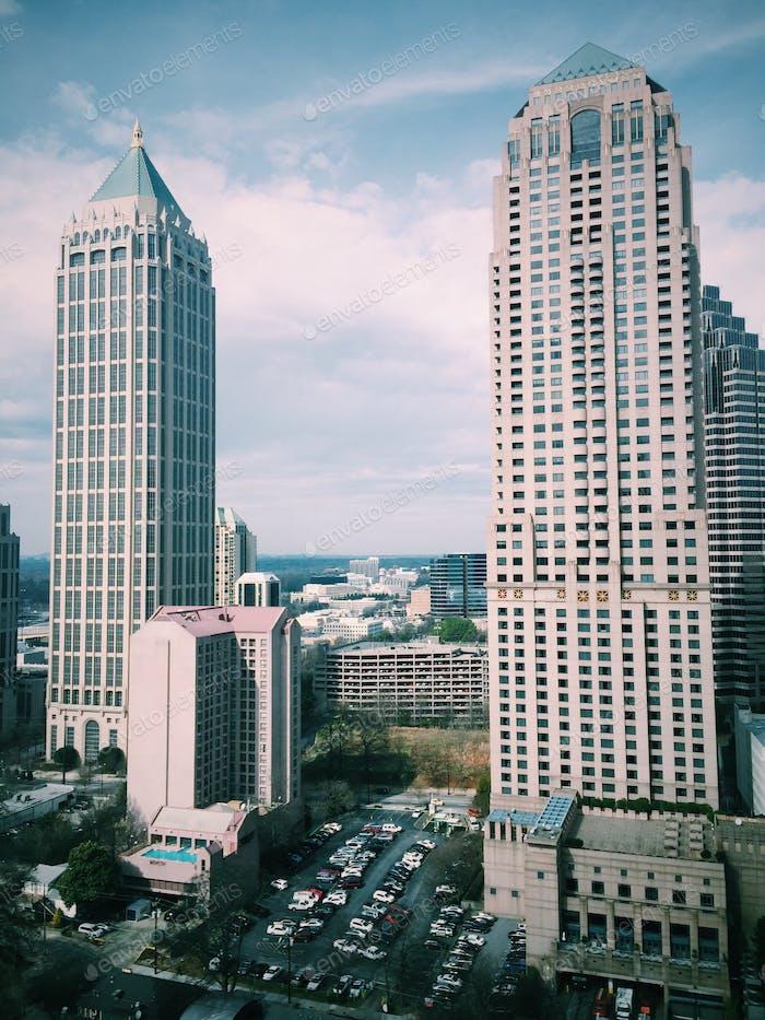 Atlanta near 12th street