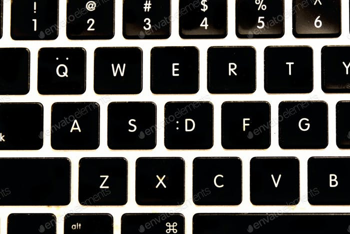 Qwerty keyboard smile emoji humor funny icon