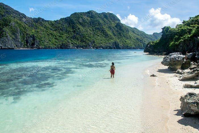 Lost in El Nido Philippines