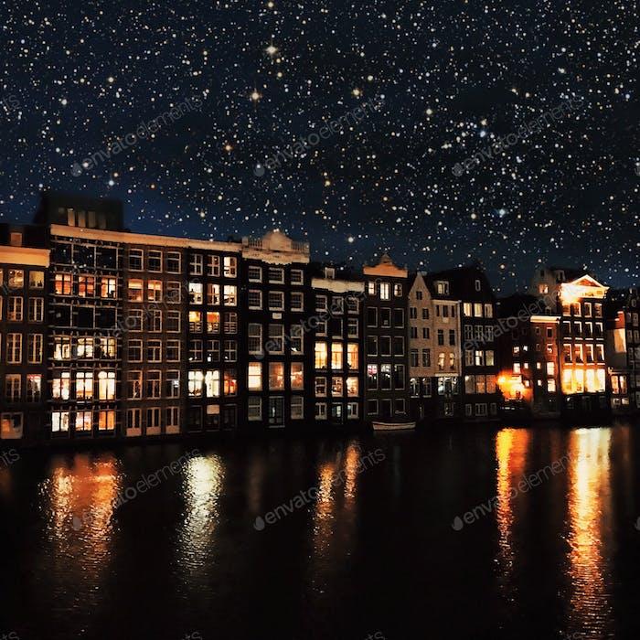 Night Amsterdam