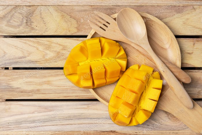 Tropical Fruits: