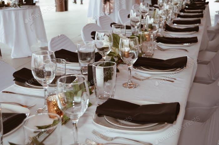 Tischset für jedermann