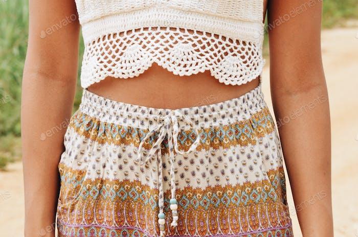 Crochet Model: Claudia