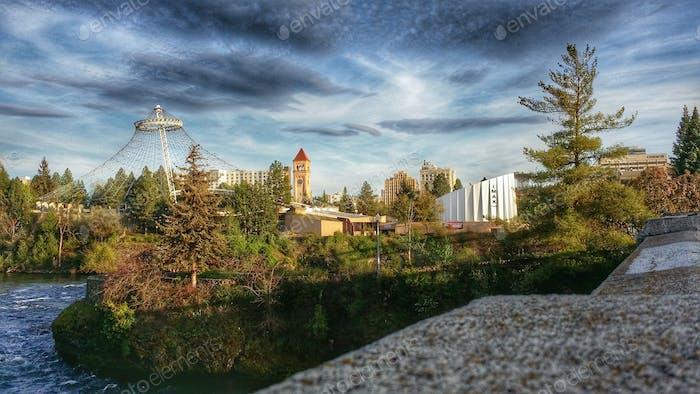 Riverfront Park Spokane, WA