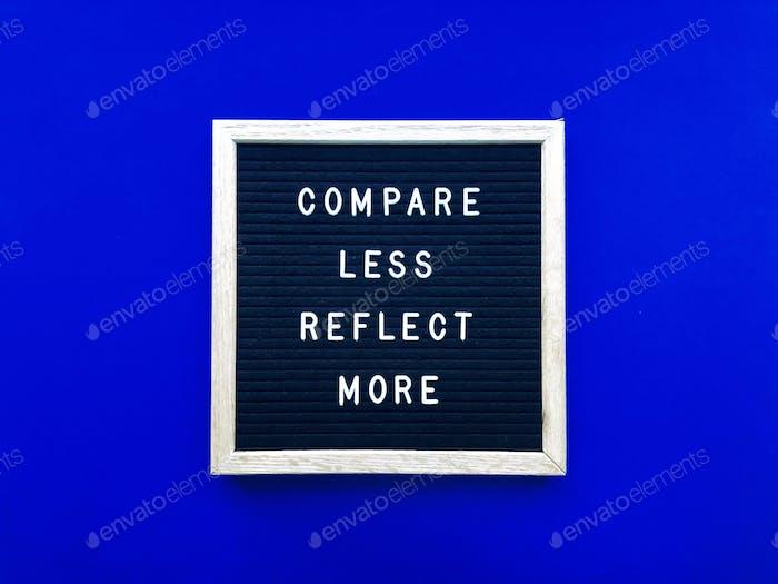 Compare less