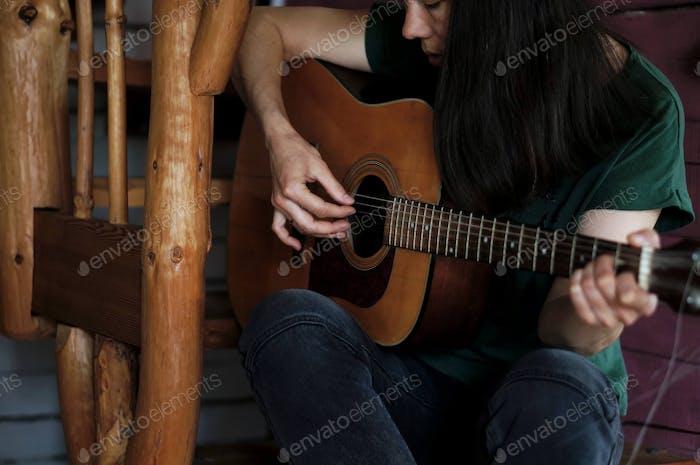 Lovely music instrument
