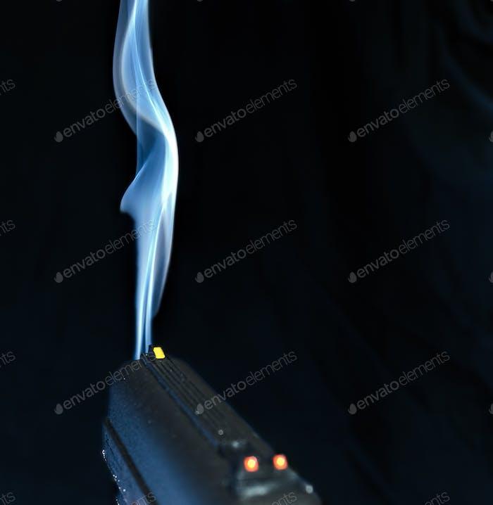 Pistole Rauch