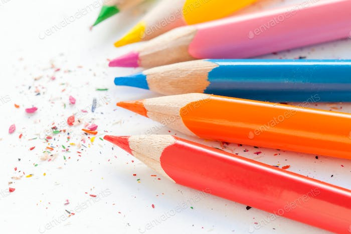 Colorful pencils (Nominated on Nov 20)
