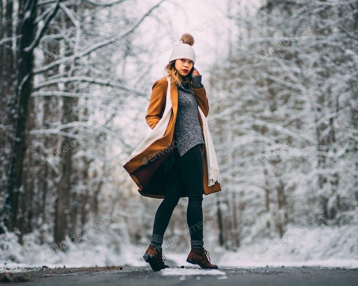 Modelado de nieve