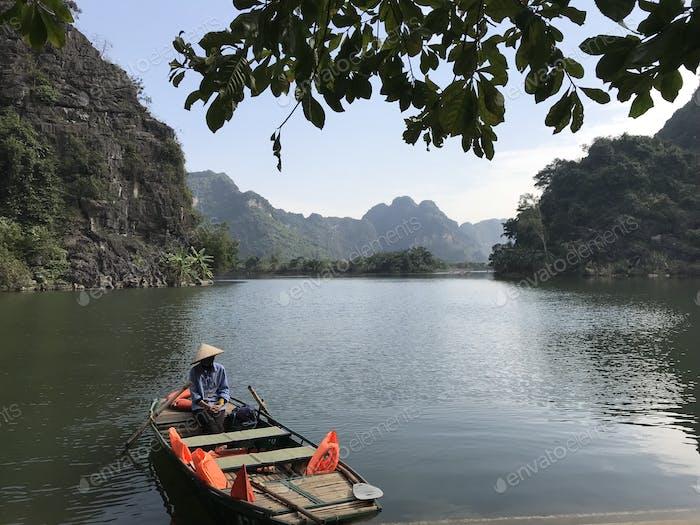 Vietnam Fluss