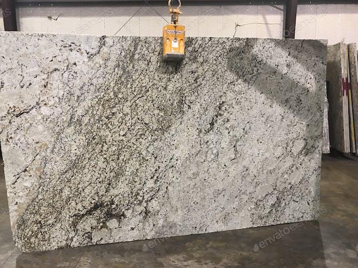 Platte aus Granit