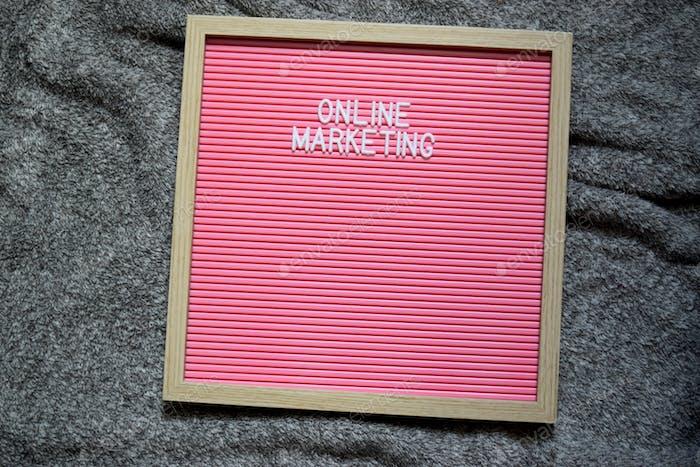 Marketing en línea