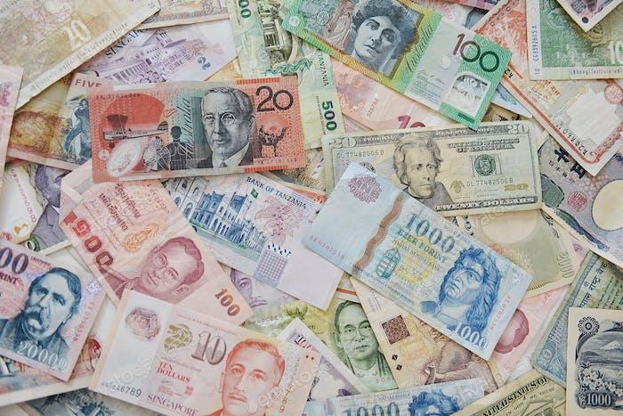 Moneda global...