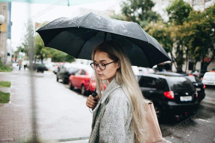 Spring raining