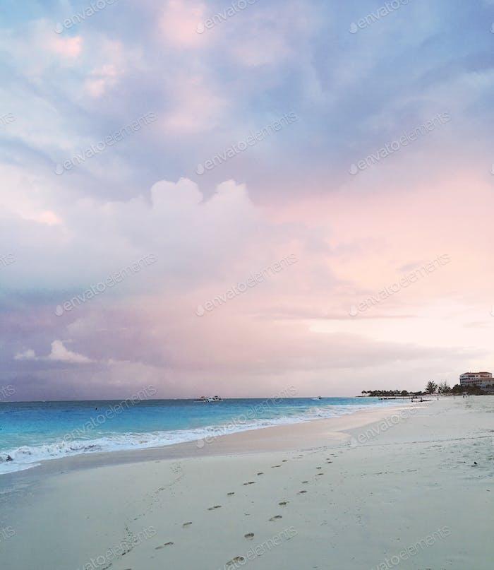 Turks & Caicos mornings